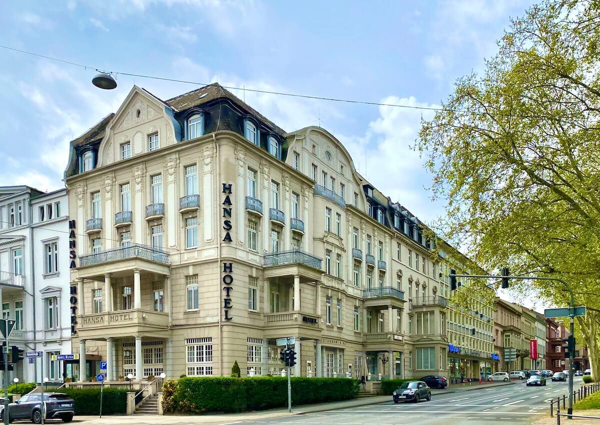 Kleines Hotel Wiesbaden
